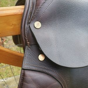 "Riviera Other - 16.5"" Riveria Saddle"